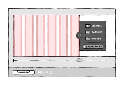 gridpak 4 Generador de Grids Responsive   Gridpak