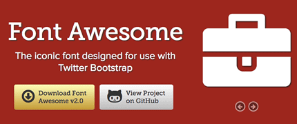 Font Awesome para Twitter Bootstrap